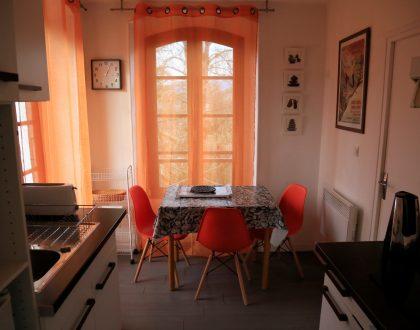 Studio N°1 (1er étage) ☆☆ - 23 m2